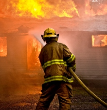 <p>Fire Safety in the Home</p>